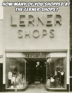 Learner's was my first job. Learner's was my first job. Those Were The Days, The Good Old Days, My Childhood Memories, Sweet Memories, Childhood Toys, Shops, My Generation, I Remember When, Oldies But Goodies