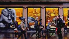 In pictures: Trail showcases Glasgow murals - BBC News