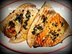 In Cucina Con Violetta: Pesce spada ai ferri