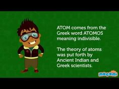 PS.5.5.1 Atoms and Molecules - What are they? - Science for kids