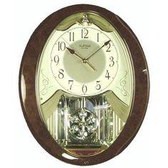 Joyful Snowflake Rhythm Clock