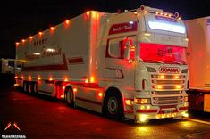 By: Leonel.J | Scania V8 | Truck Photos Worldwide (JFPhotography) | Flickr
