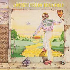 ELTON JOHN – GOODBYE YELLOW BRICK ROAD Goodbye Yellow Brick Road uit 1973 is het achtste album van Elton John. Het wordt beschouwd als een van zijn beste platen ooit en het betekende Elton's definitieve doorbraak als superster. In de loop der jaren zijn er maar liefst 31 miljoen exemplaren van verkocht en het verschijnt nu in een aantal speciale 40th Anniversary Editions.