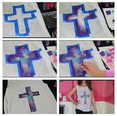 Cross diy