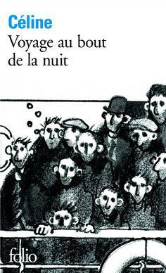 #CybookLecture de Mara M. : Voyage au bout de la nuit de Louis-Ferdinand Céline #VendrediLecture