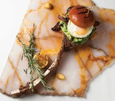 Best Bite: Tomahawk Rib Chop at Restaurant Dorona in Naples, FL. - Gulfshore Life - March Photo by Vanessa Rogers. Best Dishes, Naples, Avocado Toast, Editor, March, Florida, Restaurant, Eat, Breakfast