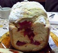 Pão de Laranja com Goiabada - Máquina de Pão