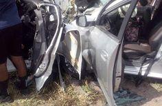 NONATO NOTÍCIAS: Colisão frontal na BR 324 em Tanquinho deixa três ...