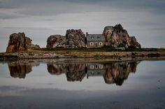 Photo prise en Bretagne par le GEOnaute : raym22
