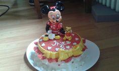 Minnie & Winnie cake