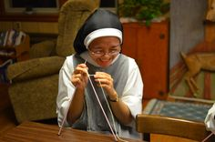 """""""What do you do for fun?"""" — Dominican Monastery of Our Lady of the Rosary"""