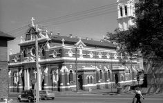 https://flic.kr/p/Gj9jZd | St Kilda Grey St 083-087 Sacred Heart church, East Melbourne 1979 sheet 08 03 | East Melbourne Conservation Study collection 1979: includes other localities (reduced for Flickr)