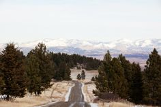 The snow, the cheese, and the big sky of Montana :: Cannelle et VanilleCannelle et Vanille