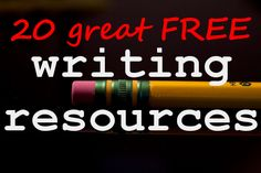 cool websites for writers