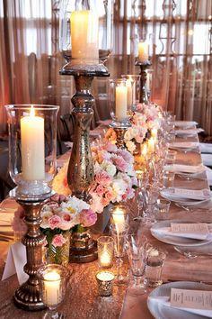 Wedding Ideas By Colour: Bronze Wedding Theme - Ceremony style   CHWV