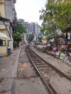 hieman_vino: Ensimmäinen viikko Hanoissa Hanoi, Street View
