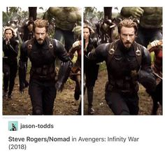 Crying. Infinity war is either gonna be good or really really bad, most likely bad, but I really hope it's good