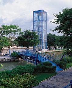 Zhongshan Shipyard turned into Urban Park by Turenscape