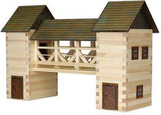 Set de constructie din lemn - Pod Walachia. Produs recomandat copiilor cu varsta peste 8 ani. Acceseaza link-ul sau comanda prin email la adresa comenzi@dmkids.ro. Cod produs DMK12641, pret 135,03 lei