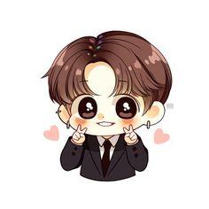 Jungkook Fanart, Kpop Fanart, Bts Bangtan Boy, Bts Chibi, Anime Chibi, K Pop, Kpop Drawings, Girl Drawings, Cute Kawaii Drawings