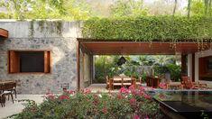 casas de méxico arquitectos / casa sja i, michoacán