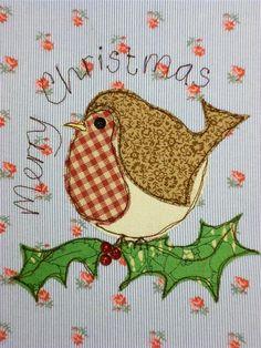 Christmas Cookies At Walmart not Handmade Pop Up Christmas Cards Ideas Christmas Applique, Christmas Sewing, Christmas Embroidery, Handmade Christmas, Christmas Quilting, Freehand Machine Embroidery, Free Motion Embroidery, Free Motion Quilting, Bird Embroidery