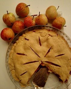 #leivojakoristele #omenahaaste Kiitos @sirpamustikkamaa Pie, Desserts, Food, Torte, Tailgate Desserts, Cake, Deserts, Fruit Cakes, Essen