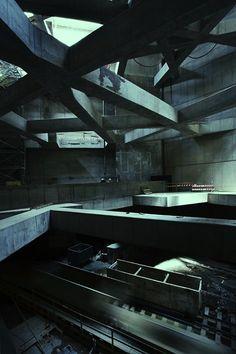 N E U R O M Æ N C E R | by spora architects