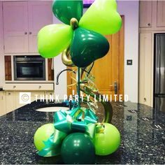 St Patricks Day, Balloons, Party, Cake, Pie Cake, Pastel, Fiesta Party, Cakes, Parties