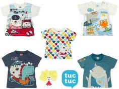 Camisetas de tuc tuc en www.latitaloca.com  Envios gratis  http://latitaloca.com/es/204-camisetas-y-shorts-nino