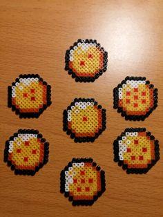 7 Balls (Dragon Ball) hama beads by Factory Beads