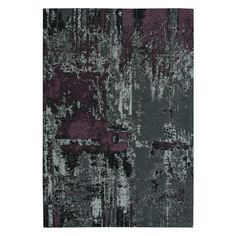 Celestial-Abstract 3245 Flat Woven Rectangle Area Rug - Neutral