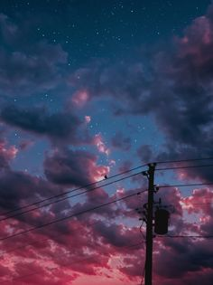 Sky Full Of Songs Art Print by redunchained - X-Small Night Sky Wallpaper, Anime Scenery Wallpaper, Galaxy Wallpaper, Sky Full, Look At The Sky, City Aesthetic, Sky And Clouds, City Art, Night Skies