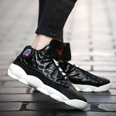 cool Tendance Basket 2017 - 27.90$  Buy now - alitems.com/... - Fashion Men couple shoes High Top Couple Sho... Check more at https://listspirit.com/tendance-basket-2017-27-90-buy-now-alitems-com-fashion-men-couple-shoes-high-top-couple-sho/