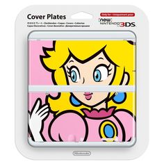 Coque Peach 3 - #New3DS @ReferenceGaming