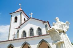 church in dili, east timor, timor leste