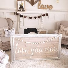 """1,001 Likes, 75 Comments - Julia Wood (@olivewooddesigns) on Instagram: """"I don't do custom signs often, but when your crazy talented family photographer asks for a…"""""""