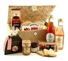 Non-Alcoholic Hampers & Gift Baskets - Summer Berries Gift Box