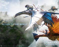Avatar the movie wallpaper - Wallpaper Fever