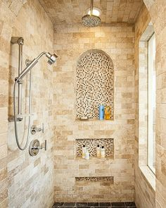Mediterranean Master Bathroom - Find more amazing designs on Zillow Digs!