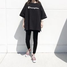 Pretty Clothes For Teens Grunge Outfits, Tomboy Outfits, Teenage Outfits, Mode Outfits, Korean Outfits, Retro Outfits, Outfits For Teens, Casual Outfits, Girl Outfits