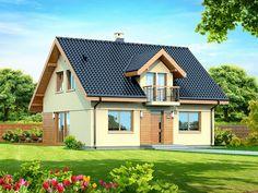 Kliknij aby zamknąć, kliknij i przeciągnij aby przesunąć. Użyj klawiszy strzałek aby zmieniać obrazki. Exterior Design, Interior And Exterior, Prefabricated Houses, Cottage Style Homes, Design Case, Home Fashion, Old Houses, Home Projects, Tiny House