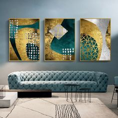 Living Room Pictures, Wall Art Pictures, Canvas Home, Canvas Art, Nordic Art, Canvas Wall Decor, Panel Art, Gold Paint, Modern Wall Art