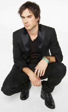 Ian Somerhalder - Hot as hell