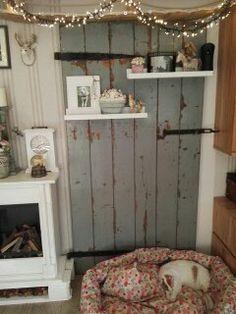 Alte Stalltüre #old barn door #alte Türe neue Verwendung #shabby door #Landhaus