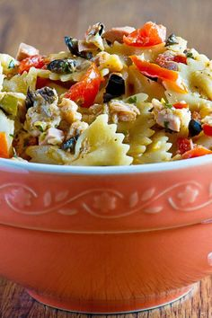 Weight Watchers Tuna Pasta Salad Recipe - 5 Smart Points