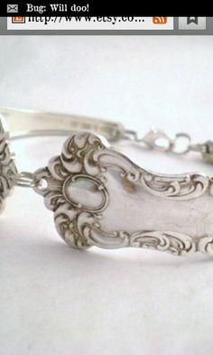 Silverware Jewelery