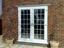 Upvc bay windows upvc windows pinterest bays window for Upvc french doors bristol