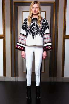 Emilio Pucci Pre-Fall 2014 Fashion Show