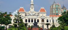HCM city in Vietnam